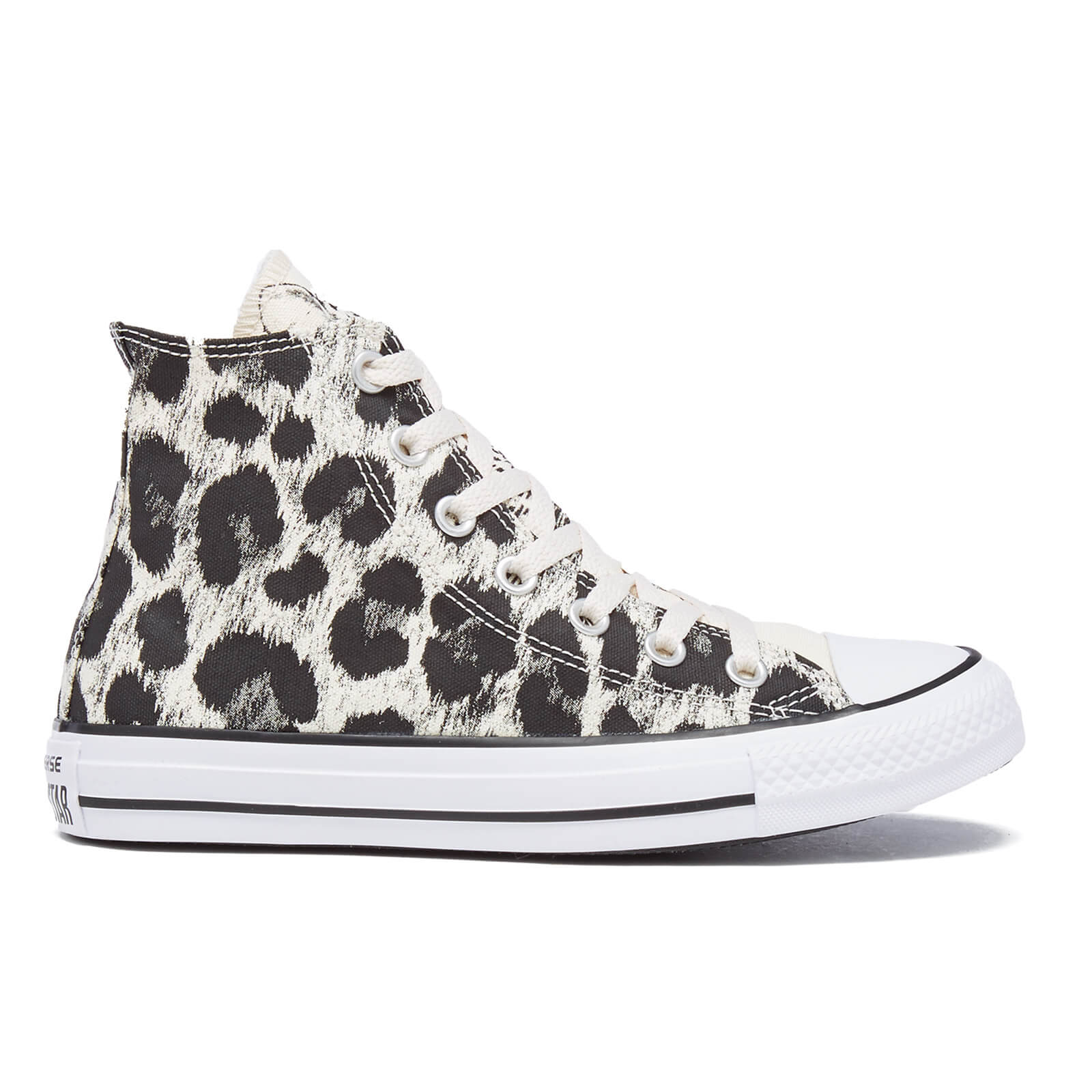 black and white converse womens
