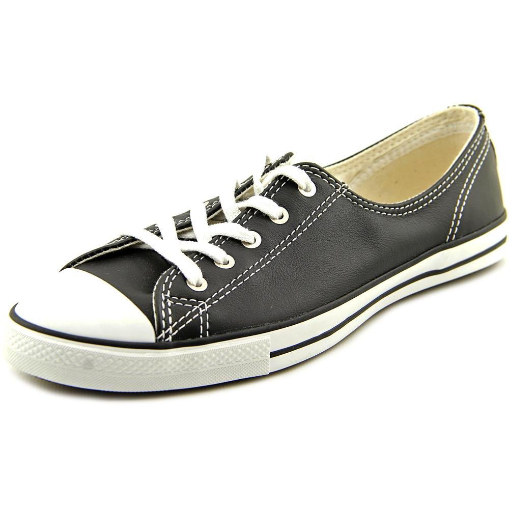 converse all star ox black