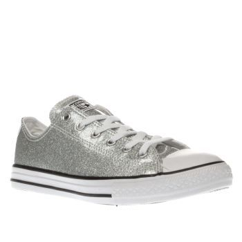 converse all star ox glitter