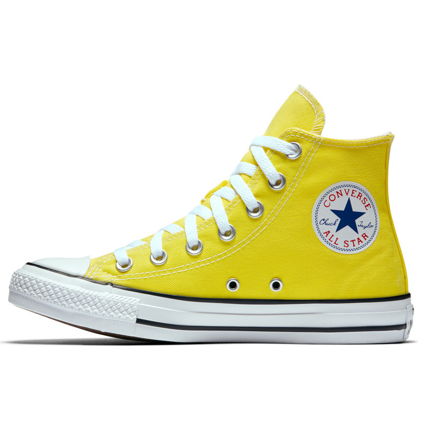 converse all star yellow