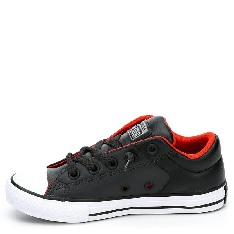 converse chuck taylor leather black