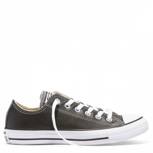 converse low leather