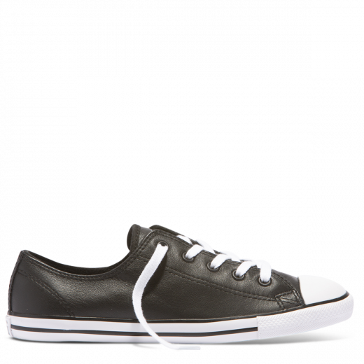 converse white leather low top