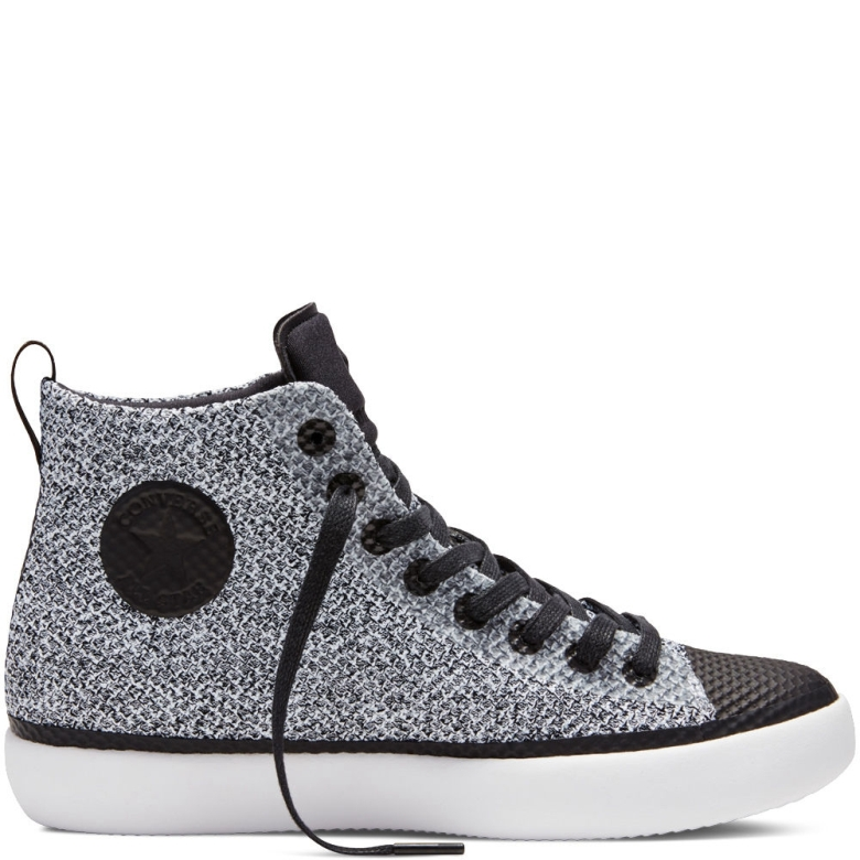 grey converse high tops womens