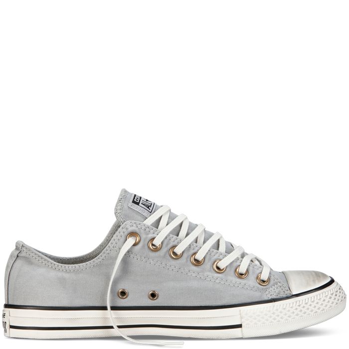 grey leather converse womens