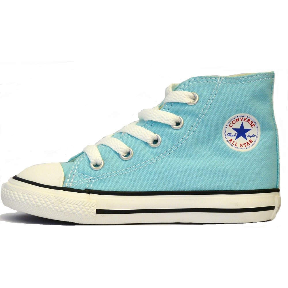 ladies blue converse
