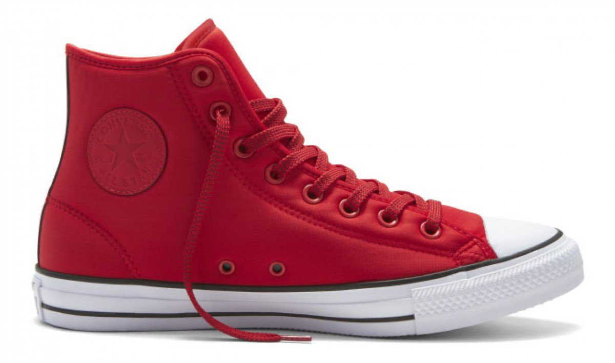 red converse high tops mens