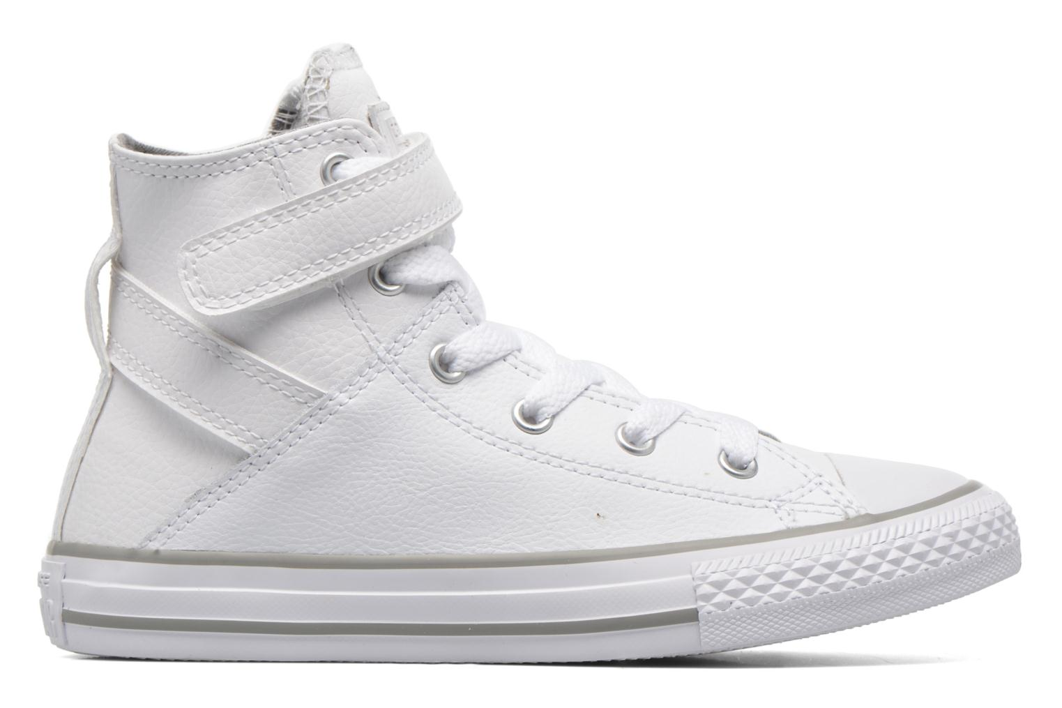white converse pumps